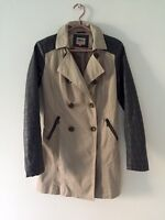 Trench coat brand ONLY. Perfect Fall jacket!