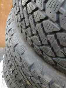 4 winter tires - lots of thread life Cornwall Ontario image 3
