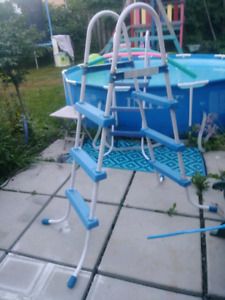 Pool Ladder for above ground pool