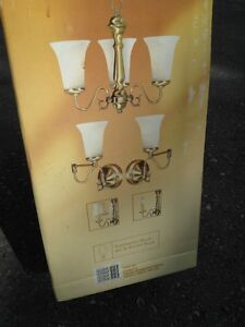 Home Lights Chendelier and 2 Swing Arm Sconces Kitchener / Waterloo Kitchener Area image 4