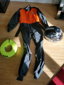 Brand new go kart suit