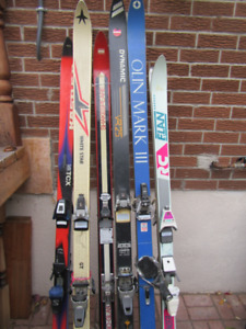skis, snowboard, boots - Fairview Mall area