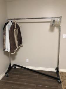 Clothes Rack - $75 (Surrey - FLEETWOOD)
