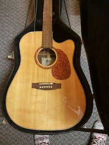 Cort Acoustic/Electric Needs to Be Fixed