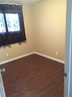 Renovated duplex with TWO separate suites! Available now!