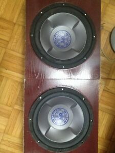 "MTX subwoofer 12"" West Island Greater Montréal image 1"