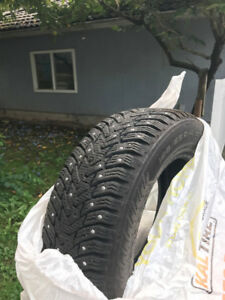 Nokian Studded Winter Tires
