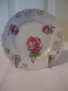 "DAINTY OLD VINTAGE 5 1/4"" CHINA PLATE"