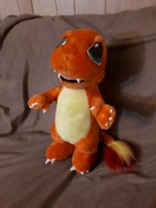 Vintage 90's Pokemon Charmander