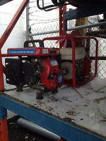 Used generators, parts only