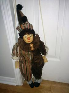 Poupée , style marionnette