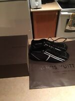 Authentic Louis Vuitton sneakers with box