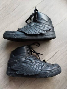 mint condition Adidas Jeremy Scott sneakers $80