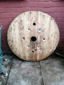 Wooden spoil