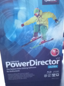 POWERDIRECTOR ULTRA v2 USED
