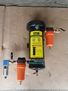Air Compressor air dryer and filtration system