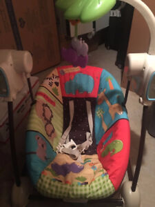 Package Sell - Swings, Carrier, Rocking Horse, Play mat