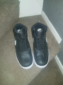 Size 9 air force ones