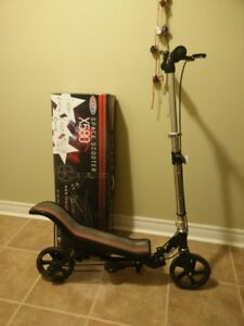 Like New Space Scooter X580