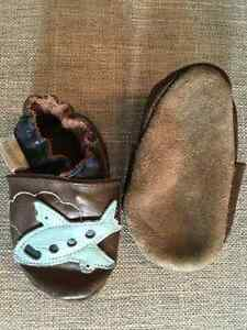 Robeez Leather slippers