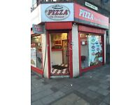 Pizza shop for sale