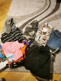 Boys bundle clothes