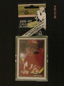 Cartes de hockey - O-Pee-Chee 1991-92 - non ouverte