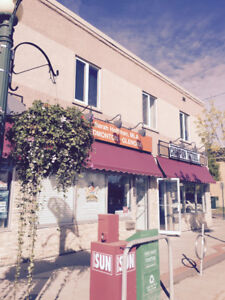 For Lease: excellent business locations on 124 St & 110 Ave