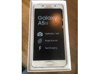 Samsung Galaxy A5 2016 White! Brand new, boxed and unlocked to all networks! Cheap!!