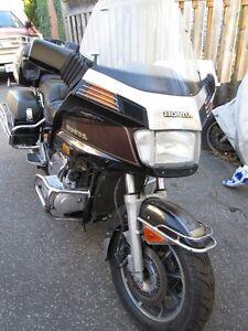 1984 Honda Goldwing Aspencade 1200 (Parts Bike)