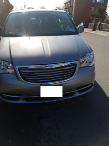 2013 Chrysler Town & Country Adapted Minivan, Van