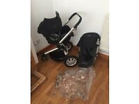 Quinny buzz pushchair/ travel system