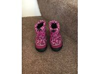 Girls Geox Boots EU21