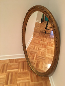Antique style mirror