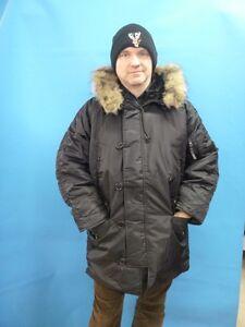 Manteau d`hiver