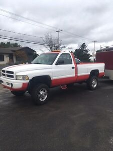 Dodge ram 2500 turbo diesel