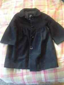 2T girls gap dress coat