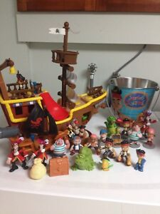 Fisher-Price Disney's Jake and The Never Land Pirates