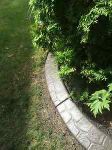 J & S Concrete Curbing and Landscaping Borders