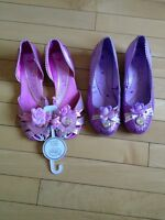 Disney princess shoes size 2/3