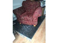 Arm chair as new FREE