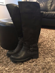 Madrid2 Knee High Casual Boots- REDUCED
