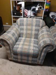 Club couches 1 seater x2 Reservoir Darebin Area Preview