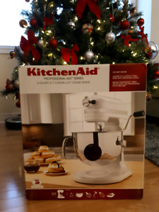 Kitchen Aid Mixer- professional 600 series