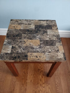 Sturdy Bedside Table
