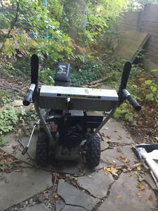 dont miss out on this good snowblower !!! Kitchener / Waterloo Kitchener Area image 2