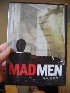 Série télé à vendre - Mad Men