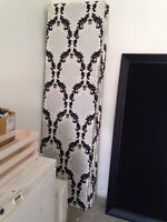 4 fabric frame stands $40