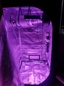 Grow tent 3x3