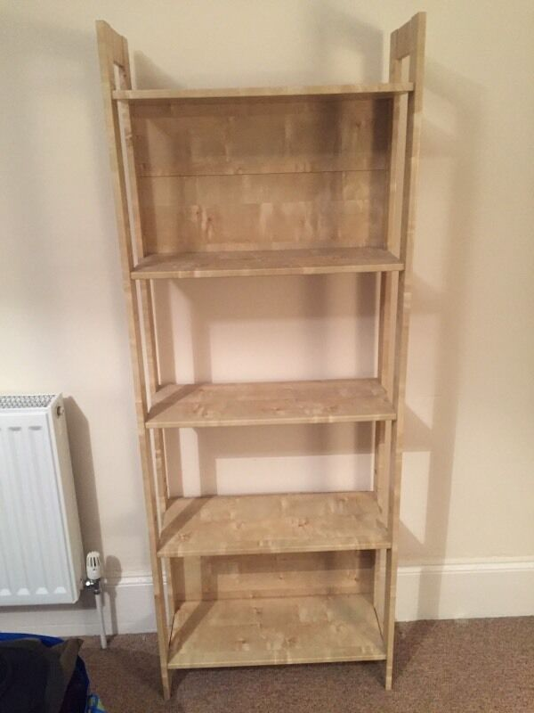 Ikea Laiva Bookcase Birch Effect In Clifton Bristol